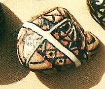 Handbemalte Steine