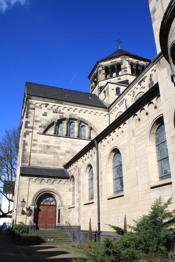 St Josef Kirche In D Sseldorf Rath Oberrath