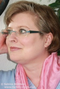 Sommertyp - Farbberatung - Sabina Boddem - Farbenreich