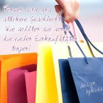 Einkaufsbegleitung, Mode shoppen, Stilberatung