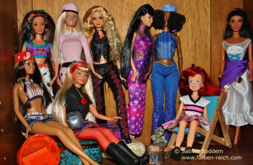 Barbiepuppen