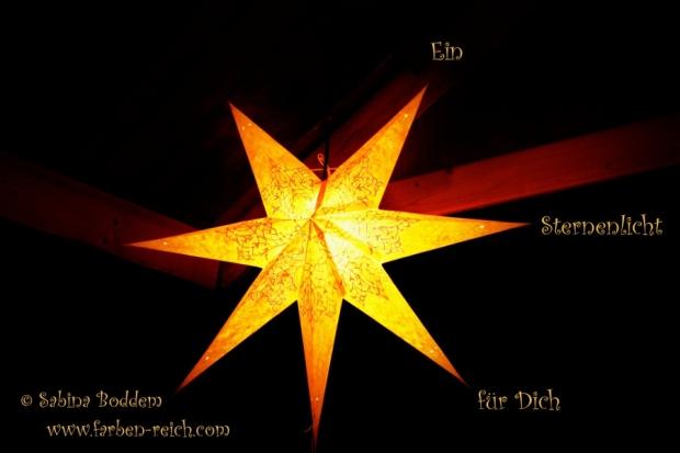 Ein Sternenlicht für Dich!