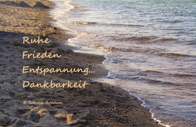 Text und Fotografie © Sabina Boddem