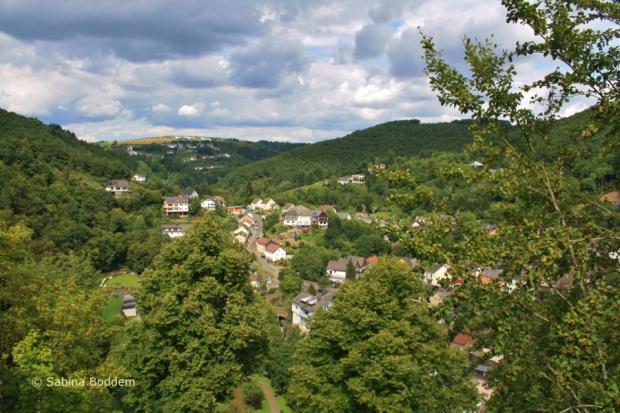 Umgebung von Neuerburg in der Eifel