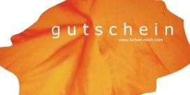 Geschenk-Gutschein für Farb- und Stilberatung