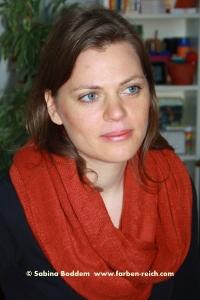 Farbberatung, Frühling-Herbst-Mischtyp, Farbenreich - Sabina Boddem