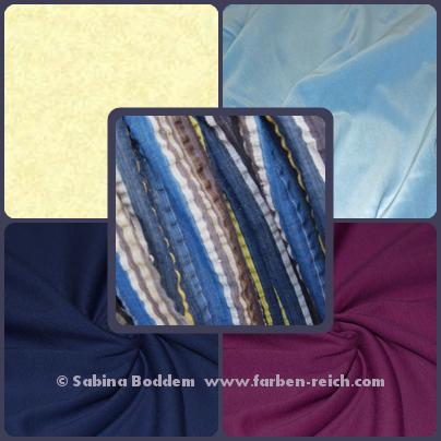 Farben und Kombinationen für den Sommer-Winter-Mischtyp in der Mode
