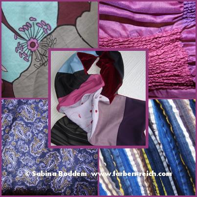 Farben für den Sommer-Winter-Mischtyp, Farbberatung, Farbenreich, Sabina Boddem