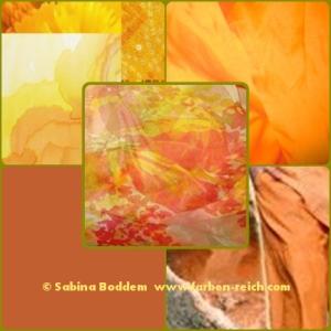 #Trendfarben 2015/16 für den #Frühlingstyp, Farbenreich, Sabina Boddem