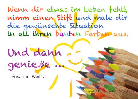 Sei kreativ! #Farbberatung, #Stilberatung #Farbenreich