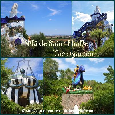 #NikiDeSaintPhalle #Tarotgarten #GiardinoDeiTarocchi #Garavicchio #Capalbio #Maremma #Grosetto #Toskana