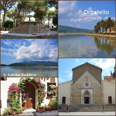 #Orbetello #Italien #Grosseto #Toskana