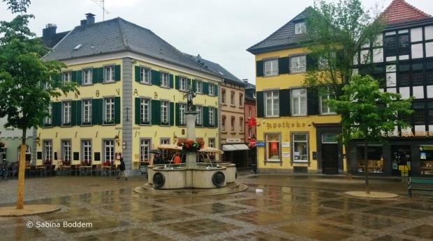 #Fotografie #Ratingen im #Regen