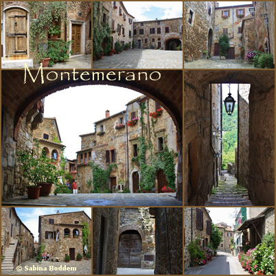 #Montemerano #Toskana #Maremma #Italien