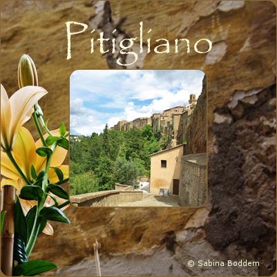 #Pitigliano #Italien #Grosseto #Toskana
