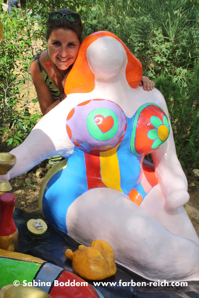 Sabina Boddem, Farbenreich, Farbberatung,