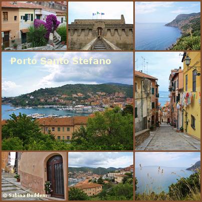#Porto Santo Stefano #Italien #Grosseto #Toskana