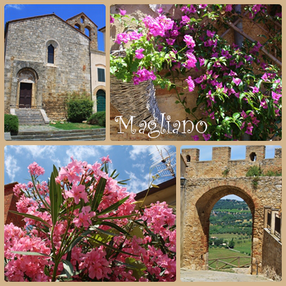 #Magliano #Italien #Grosseto #Toskana