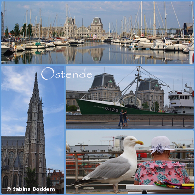 #Ostende #Belgien #Flandern #Nordseeküste