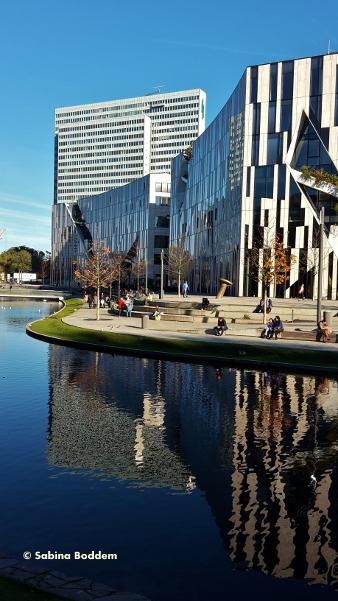 #Düsseldorf #Hofgarten #KöBogen