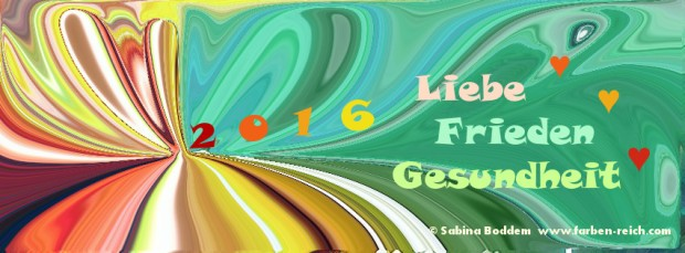 Neues Jahr 2016, Neujahrswünsche, Neues Jahr, Jahreswechsel, Silvester