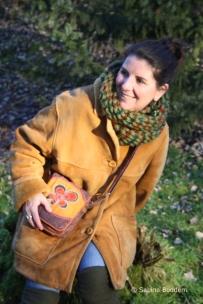 Sabina Boddem, Herbsttyp, Farb- und Stilberaterin, Farbenreich