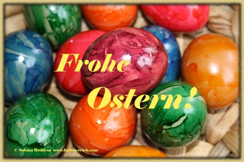 #FroheOstern #Ostergrüße