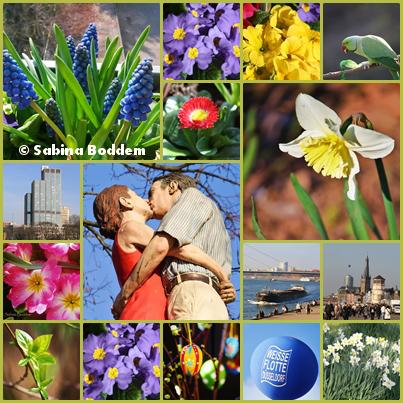 Märzgrüße, Frühlingsgrüße