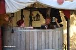 Baden auf dem Mittelaltermarkt