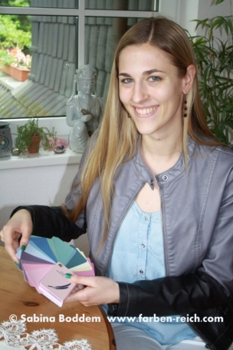 Sommertyp, Farbenreich - Sabina Boddem, Ganzheitliche Farb- und Stilberatung