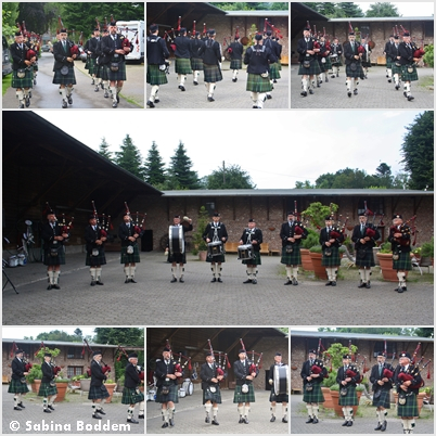 The Rhine Area Pipes and Drums Düsseldorf