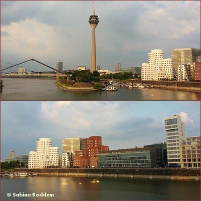 Düsseldorf im Abendrot (7)