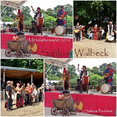 Mittelaltermarkt am Schloss Walbeck, Geldern. (7)