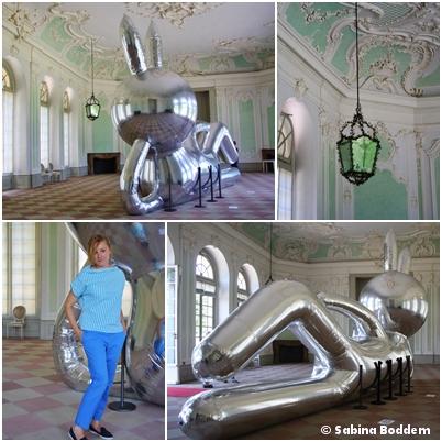 SilberGrün - Natalija Ribovic - Schloss Schwetzingen
