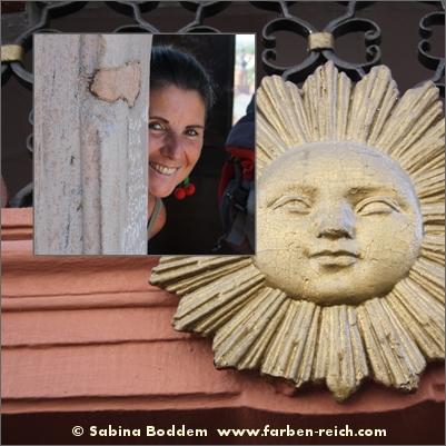 Sabina Boddem, Farbenreich