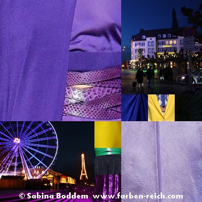 Trendfarben 2017 für den Wintertyp, Farbenreich-Sabina Boddem, Farbberatung