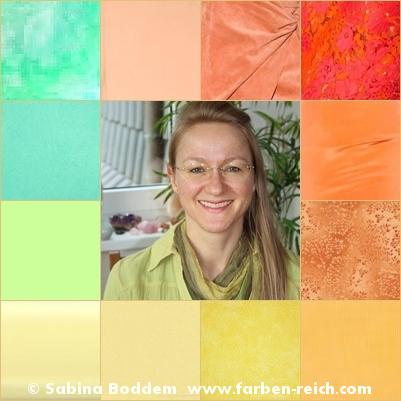 Trendfarben Fur Den Fruhlingstyp Farbenreich Weblog