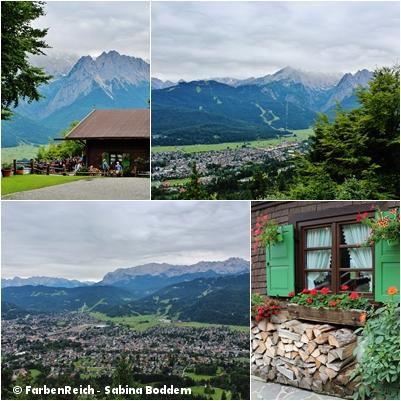 St. Martinshütte Garmisch