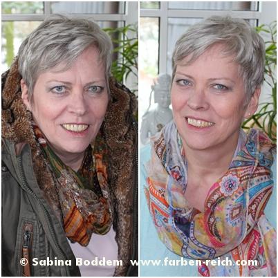 Make Up Fur Den Sommertyp Farbenreich Weblog
