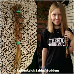 Radikale Und Tolle Typveränderung Vom Hüftlangen Haar über Einen