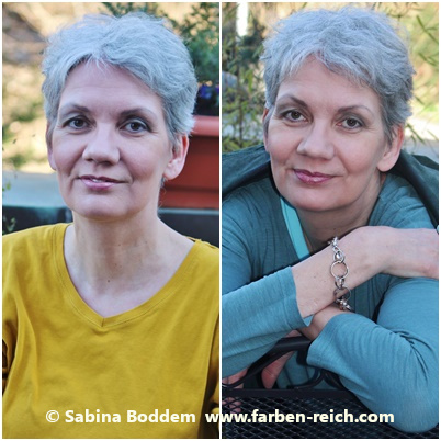 Mut Zu Grauen Haaren Farbenreich Weblog