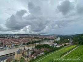 Blick auf Würzburg (2)