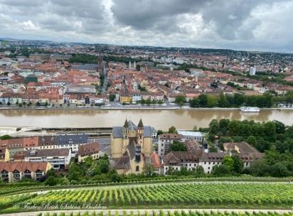 Blick auf Würzburg (3)